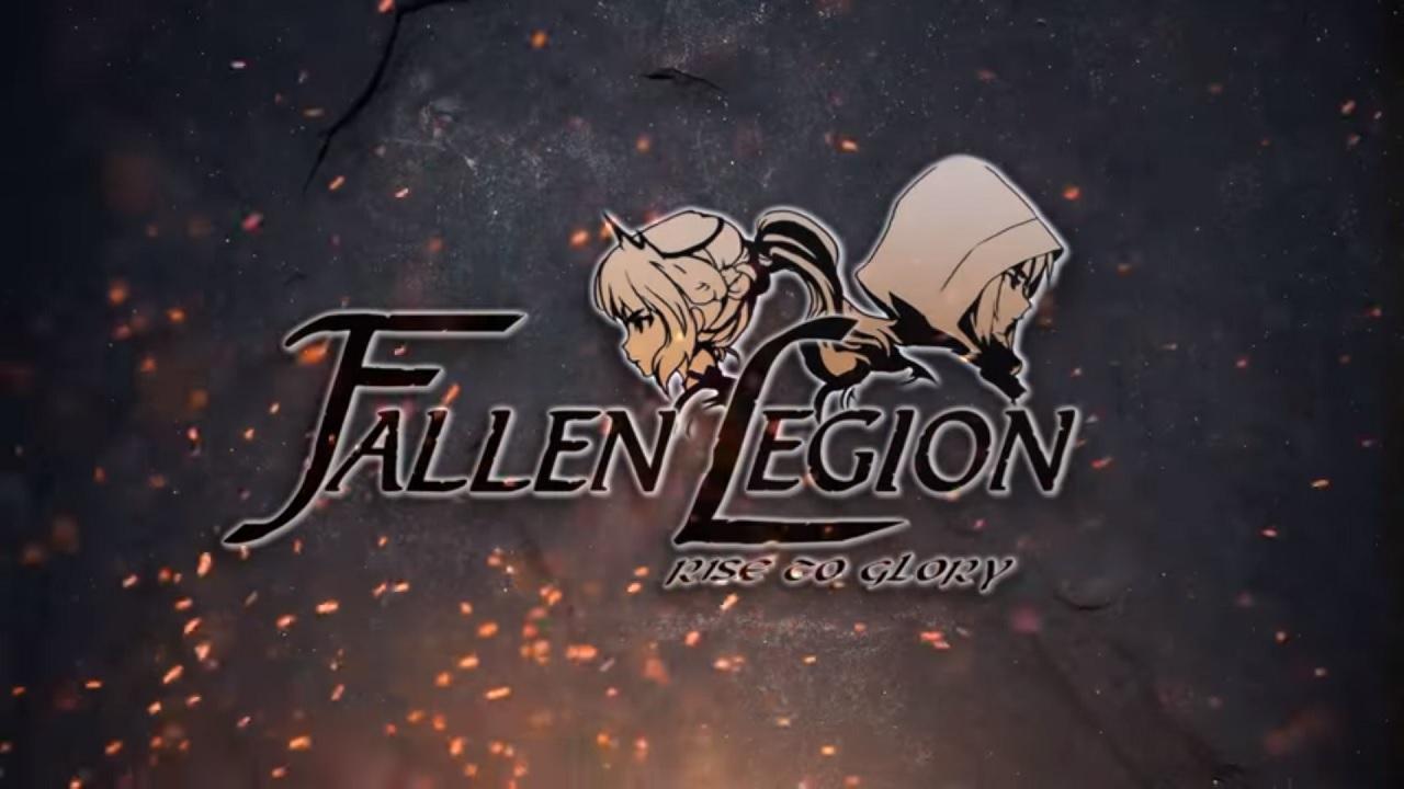Fallen Legion: Rise to Glory title