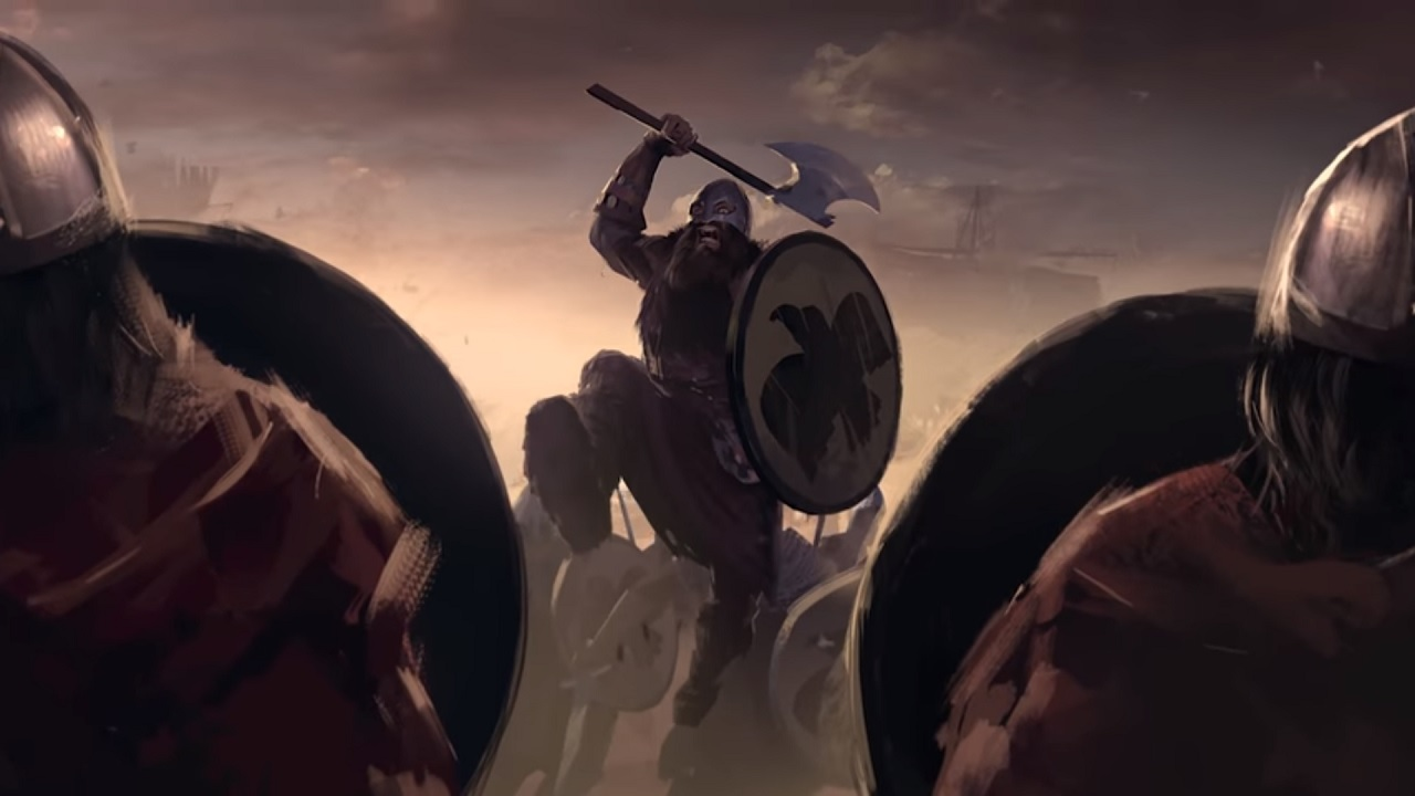 Total War Saga: Thrones of Britannia attack