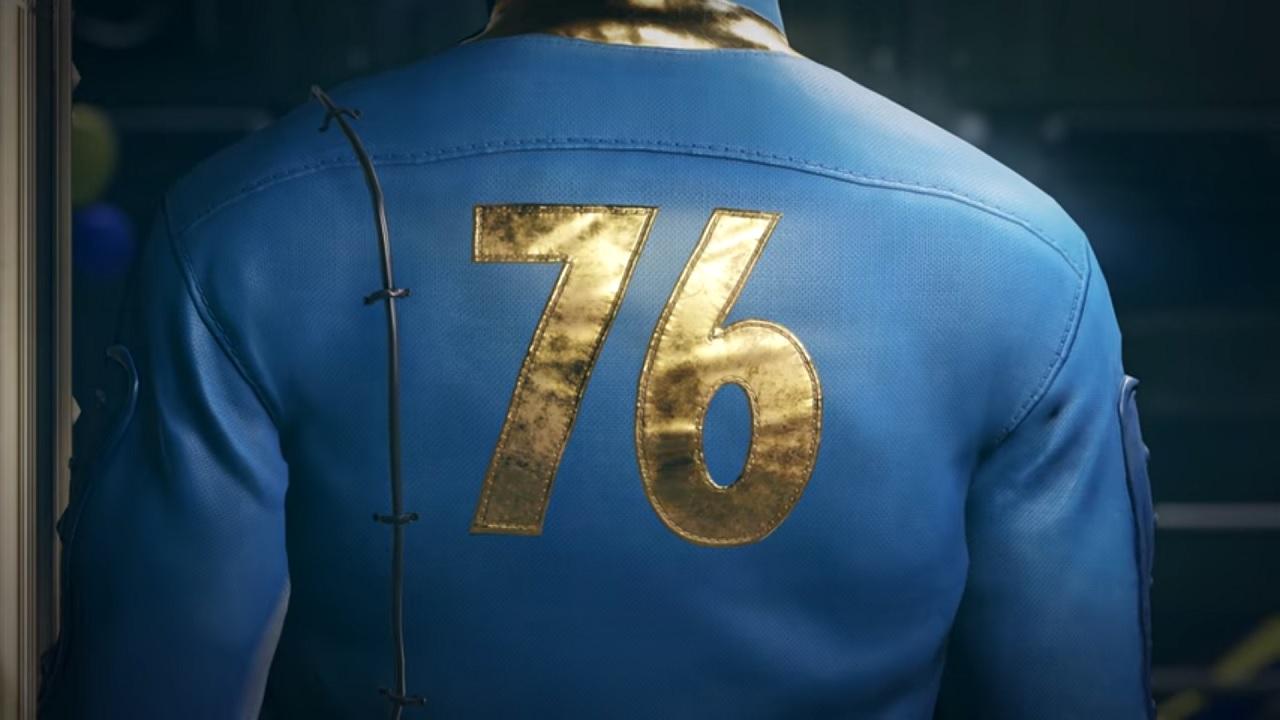Fallout 76 survivor
