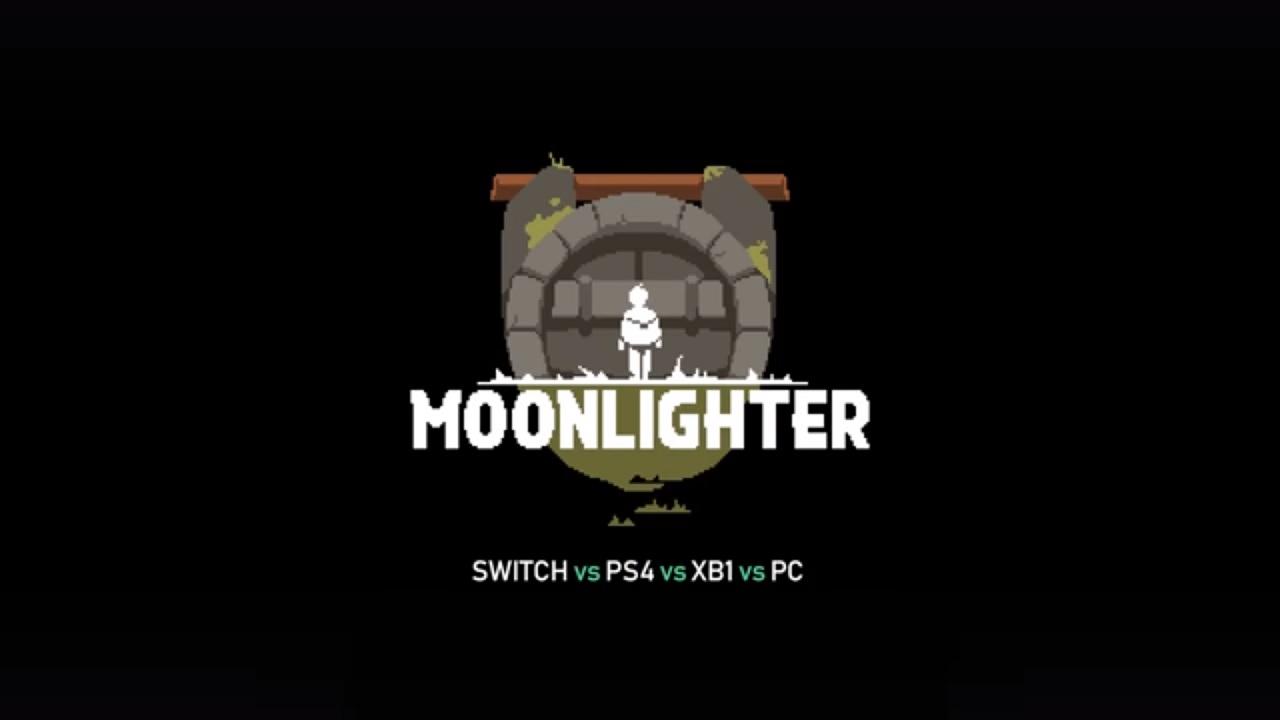 Moonlighter comparison
