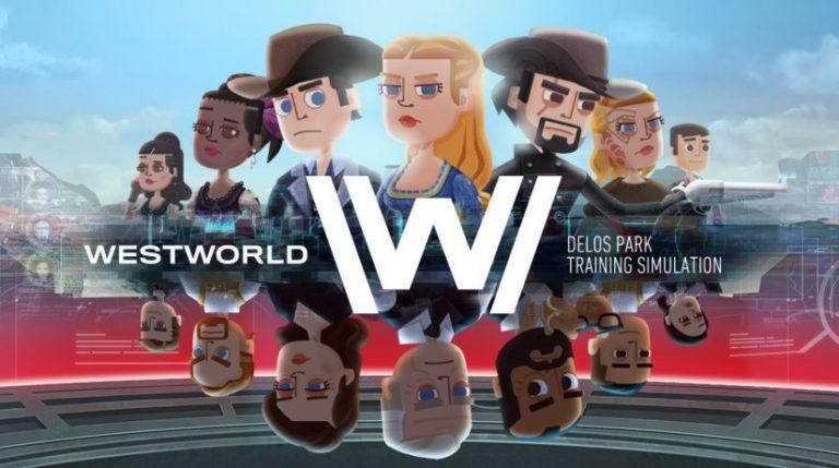 Westworld Mobile Game header image