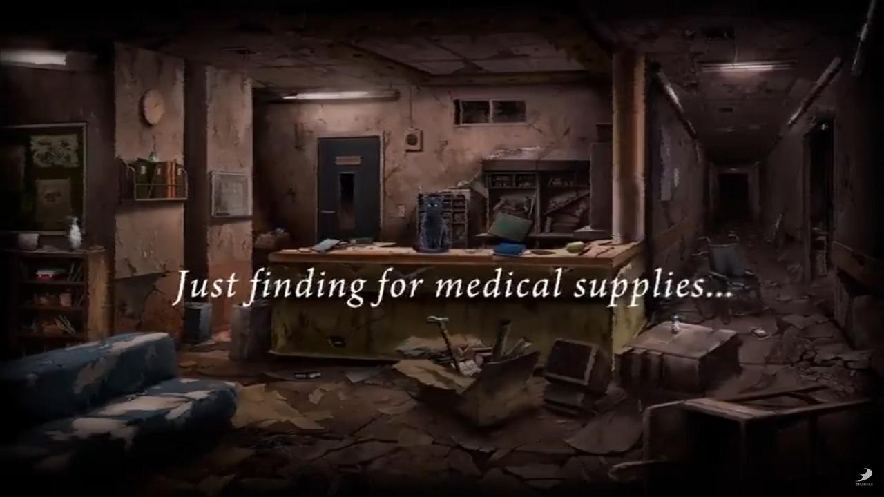 Disease: Hidden Object intro