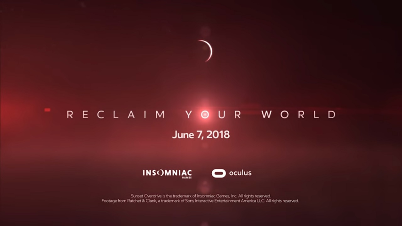 Insomniac Games Reclaim Your World