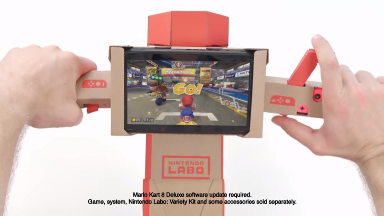 Mario Kart 8 Deluxe Carton