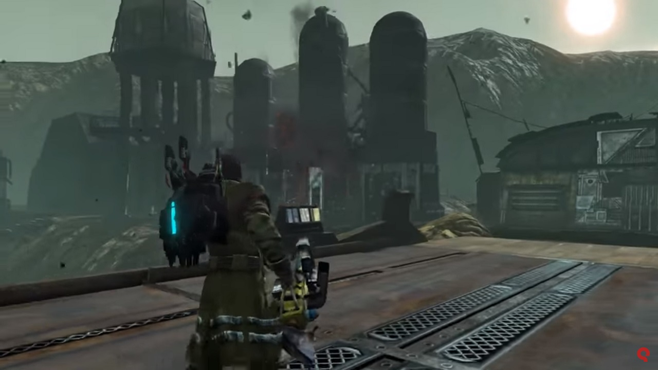 Red Faction Guerilla Re-Mars-tered gameplay