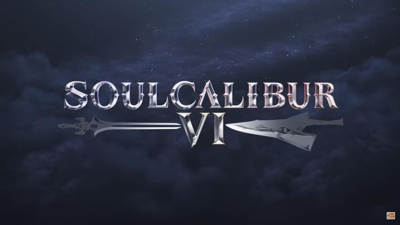 SoulCalibur VI title