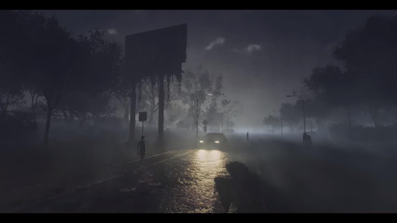 Dead Frontier 2 dark streets