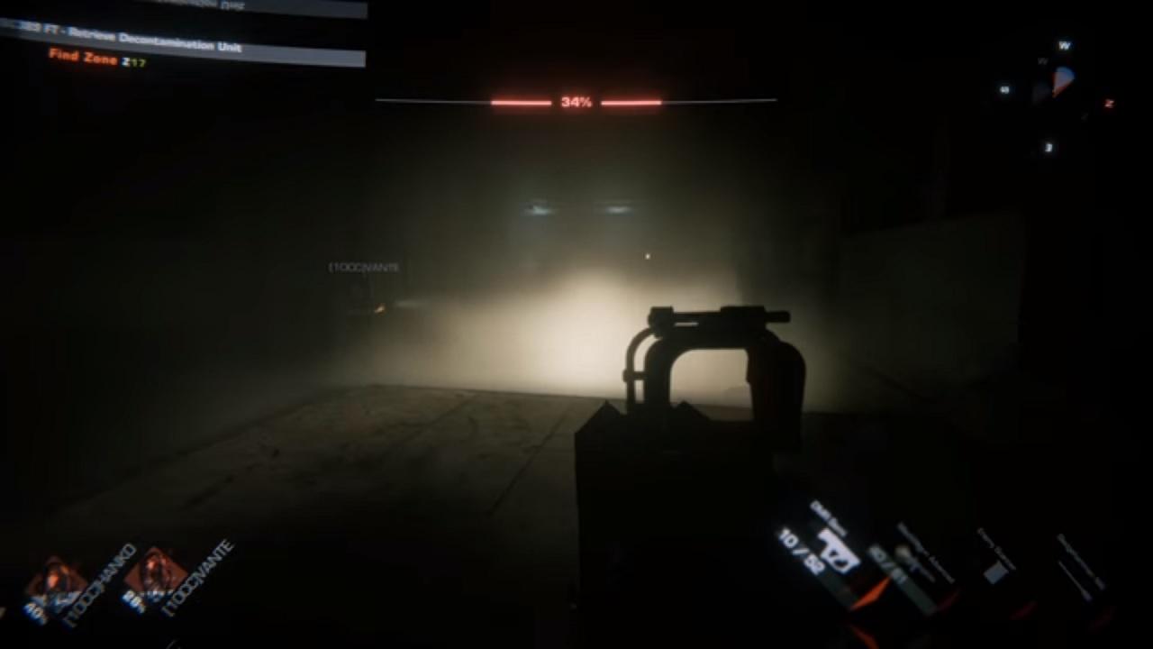 GTFO shadow enemy