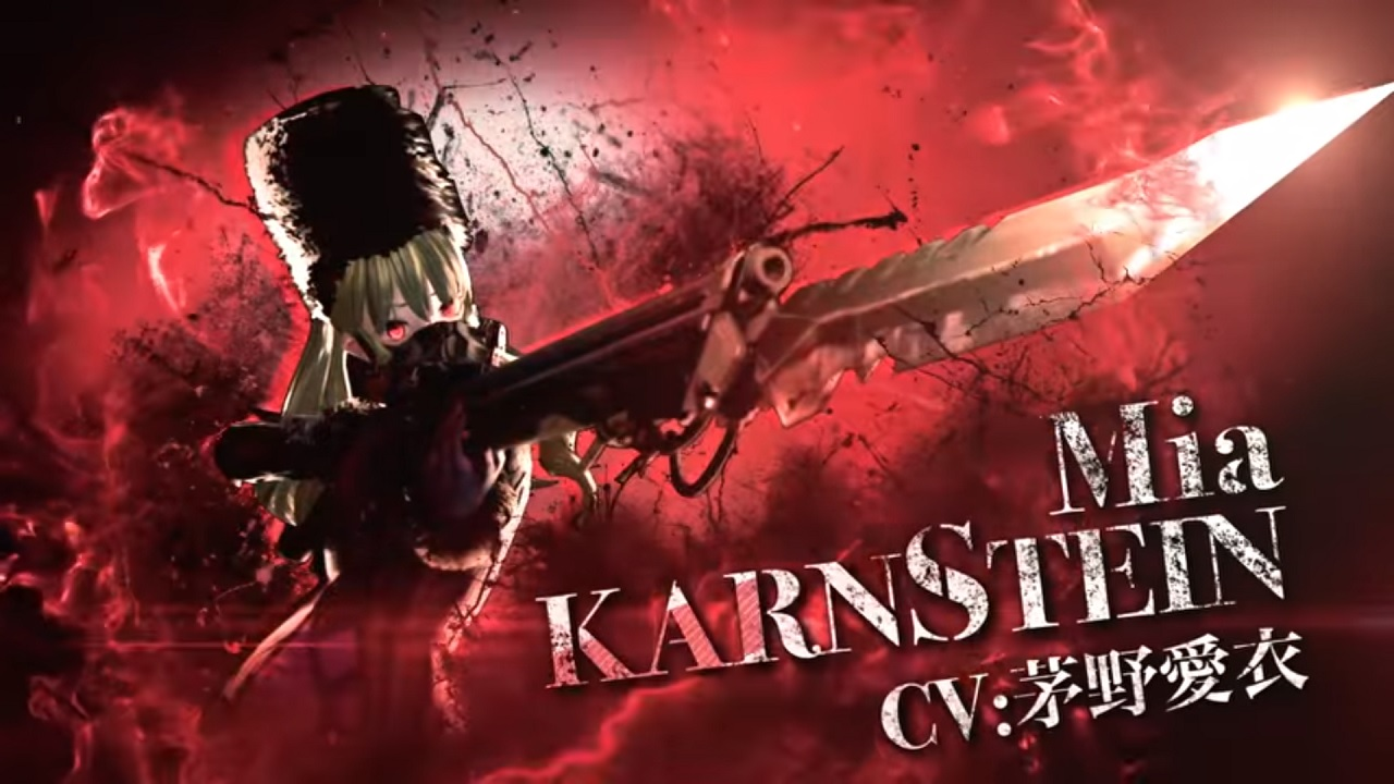 Code Vein Mia Karnstein