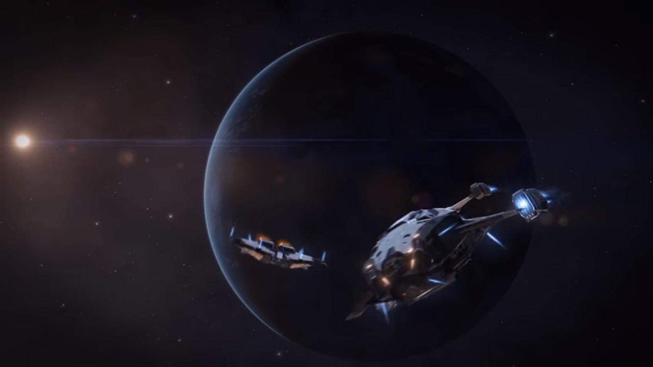 Elite Dangerous: Beyond - Chapter Two ships