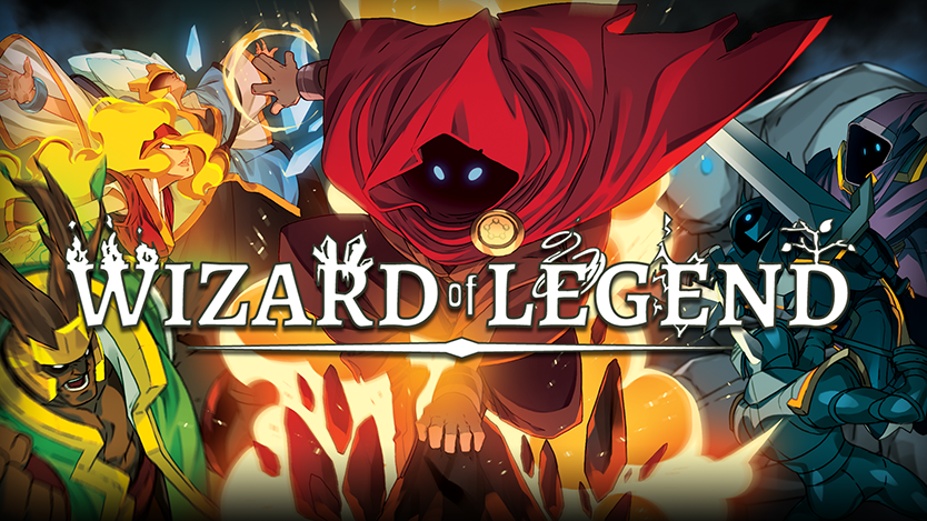 Wizard of Legend logo