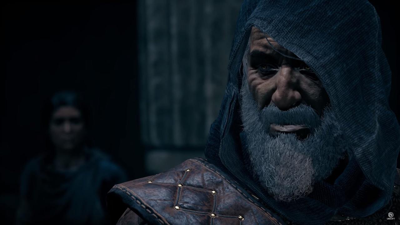 Assassin's Creed Odyssey Darius