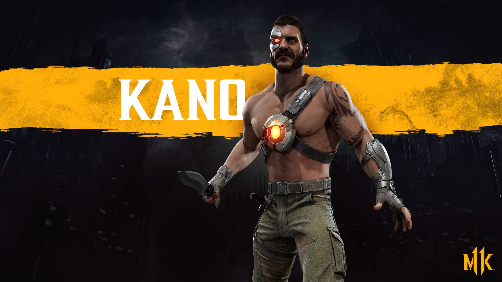 Mortal Kombat 11 Kano