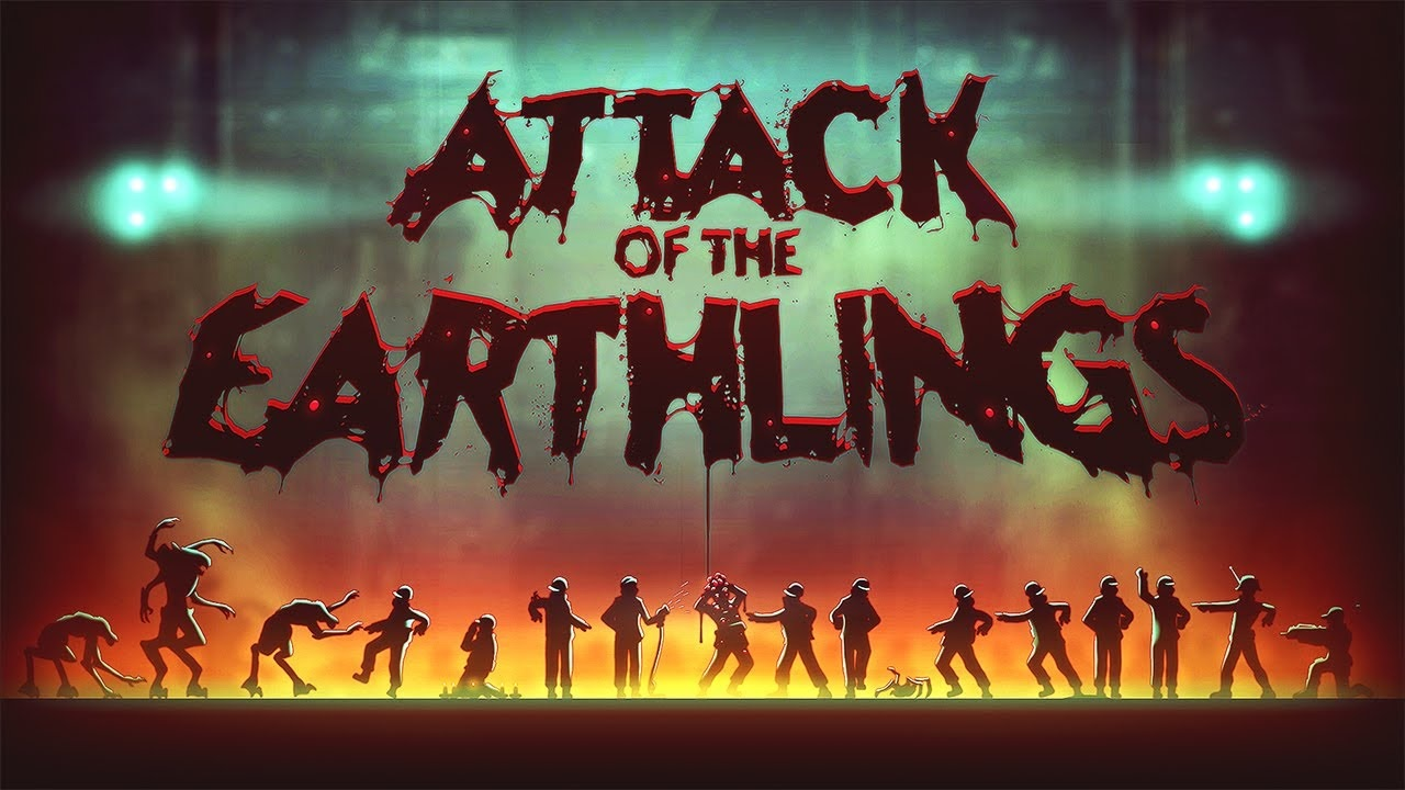 Attack of the Earthlings title