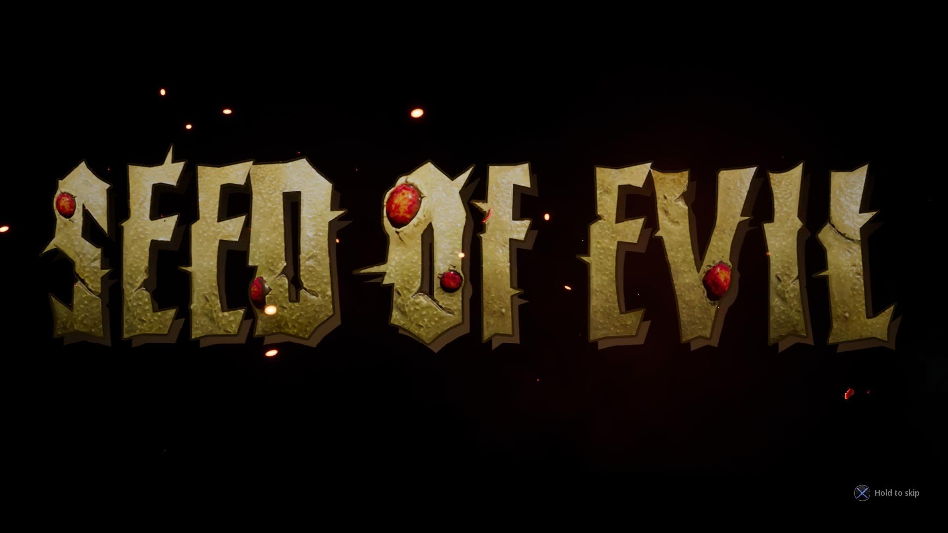 Mutant Year Zero: Road to Eden Seeds of Evil