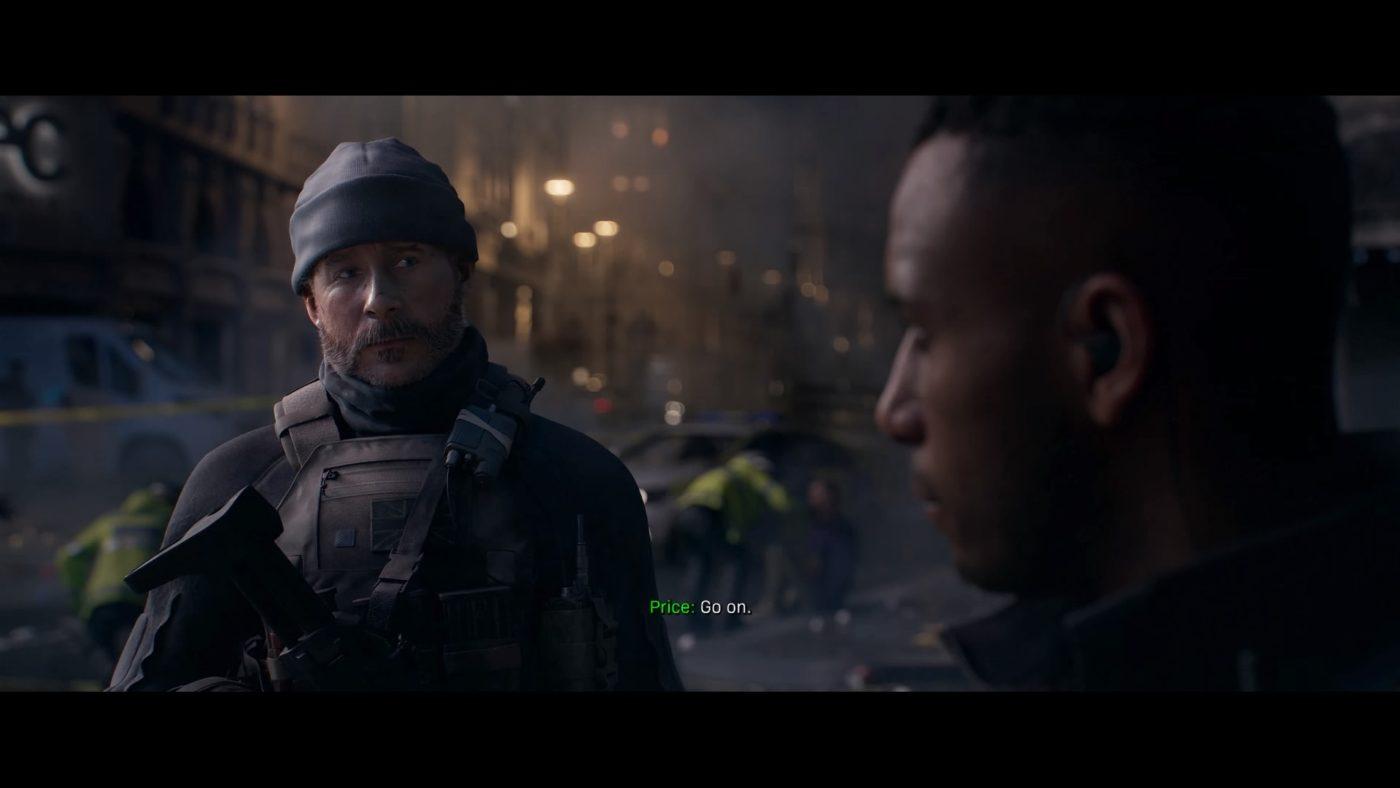 Call of Duty: Modern Warfare 2019 Captain Price