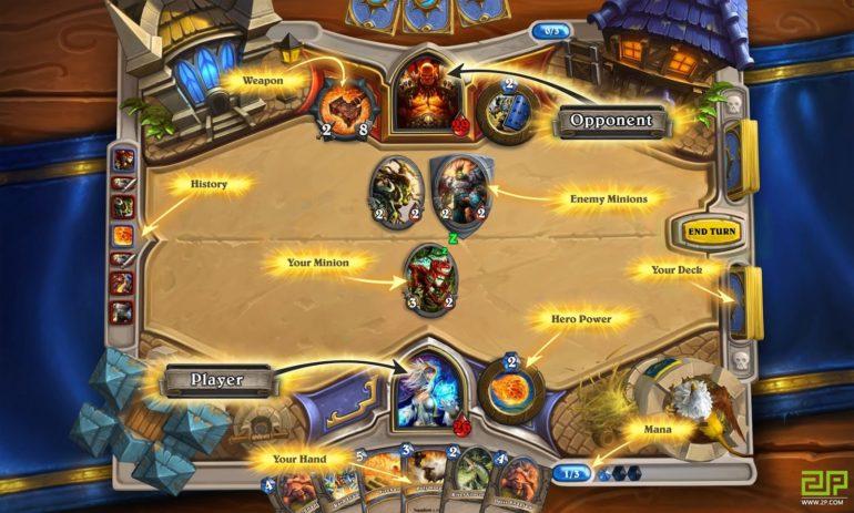 Hearthstone Blizzard Game