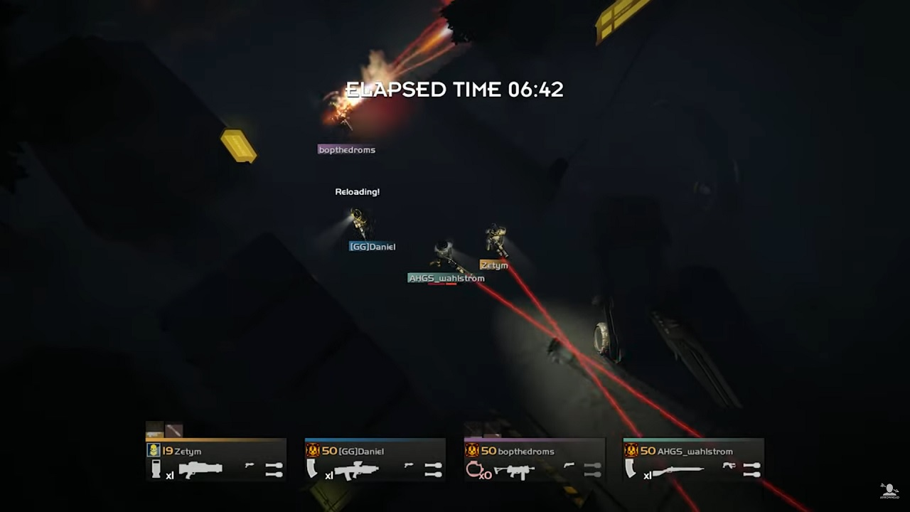 Helldivers: Dive Harder