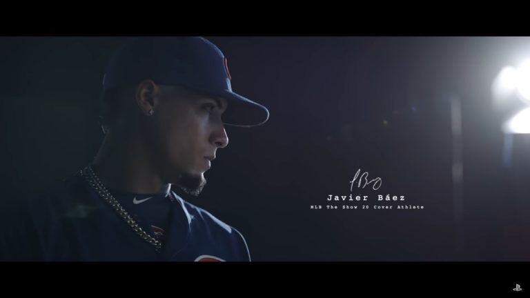 MLB The Show 20 Javier Baez