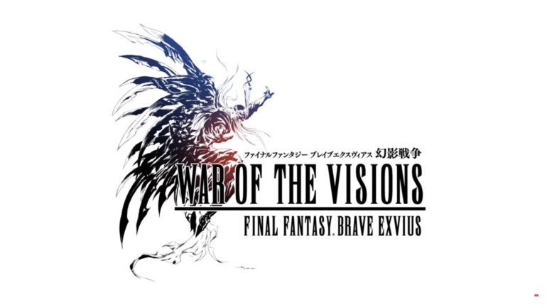 War of the Visions: Final Fantasy Brave Exvius title