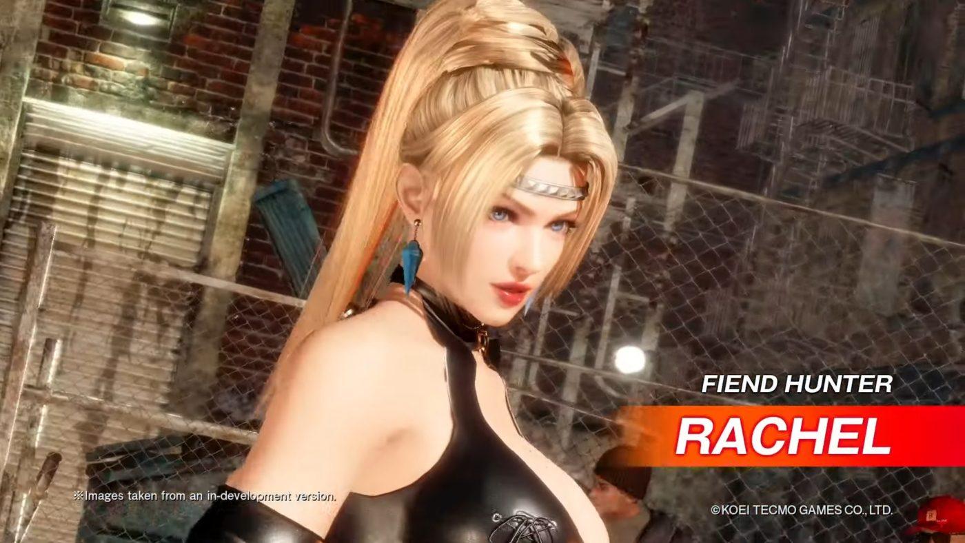 Dead or Alive 6 Rachel