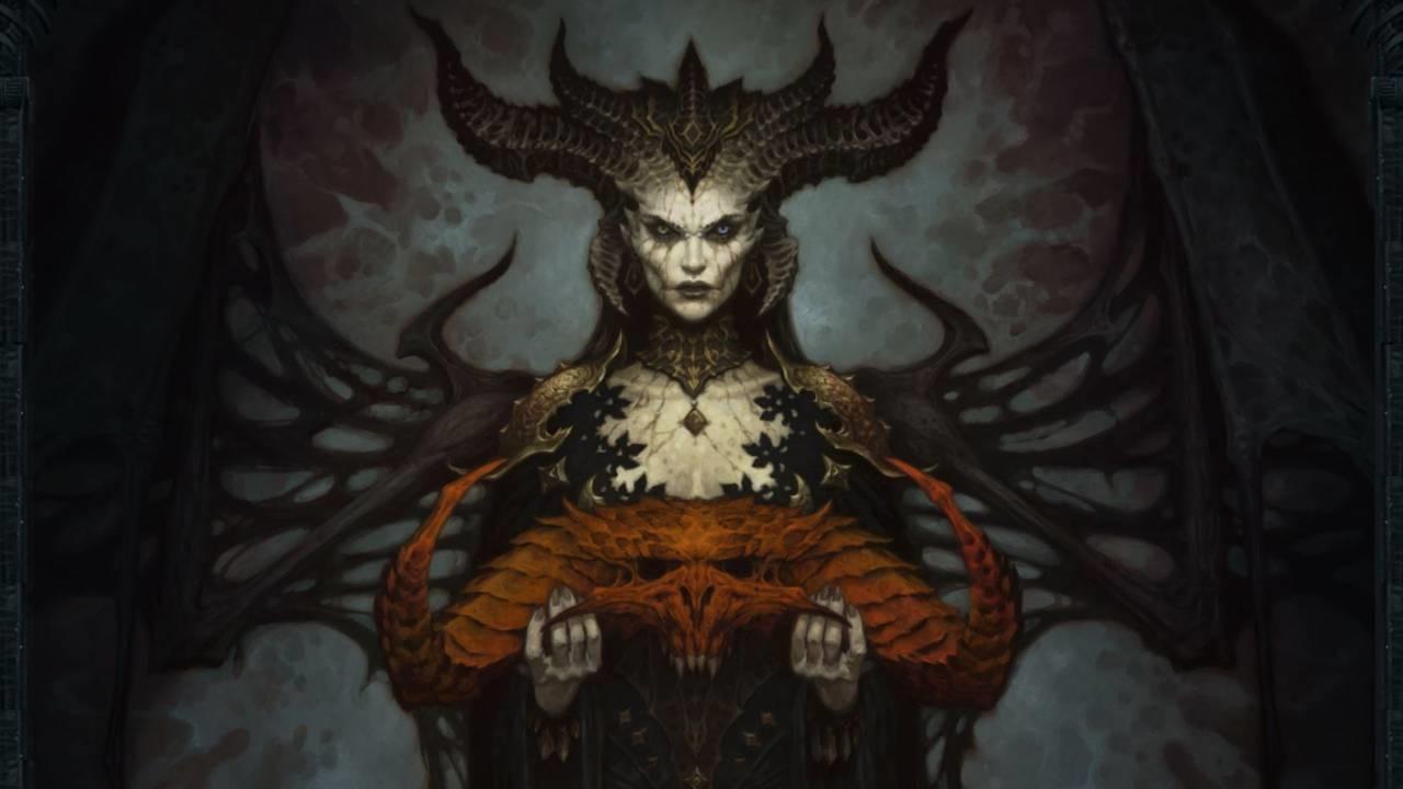 Diablo 4 Lilith