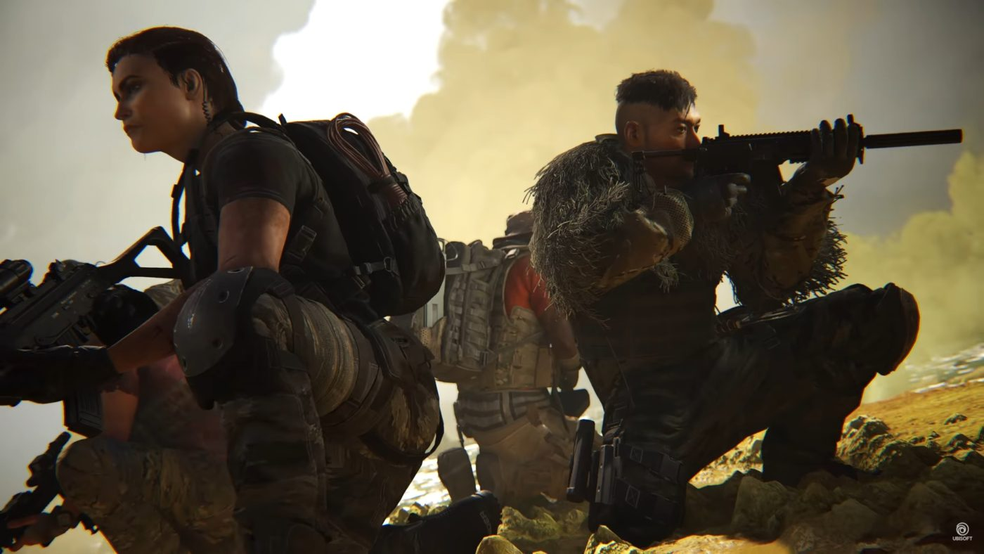 Ghost Recon: Breakpoint Project Titan