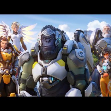 Overwatch 2 new team