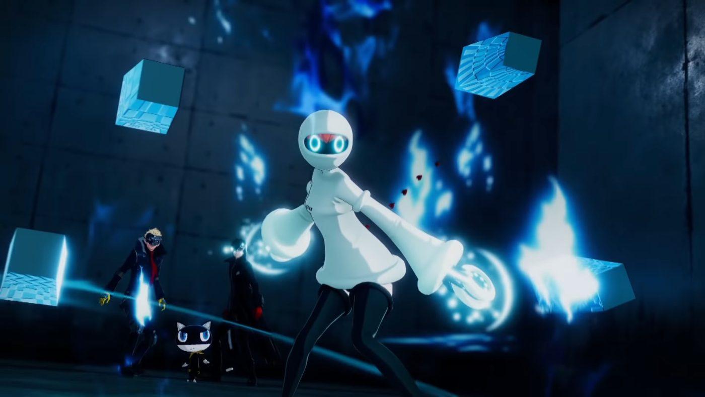 Persona 5 Scramble: The Phantom Strikers Sophia