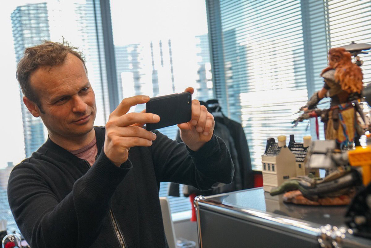 Sony Interactive Entertainment head Hermen Hulst