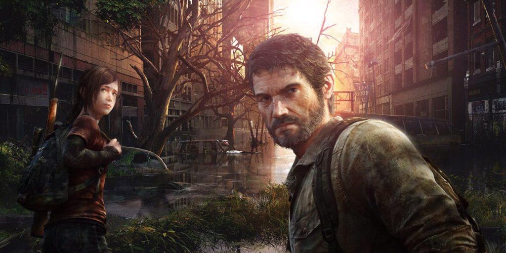The Last of Us Ellie and Joel