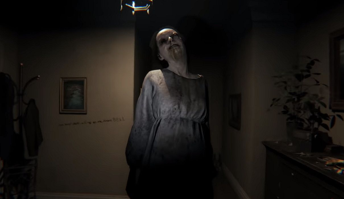 P.T. woman monster