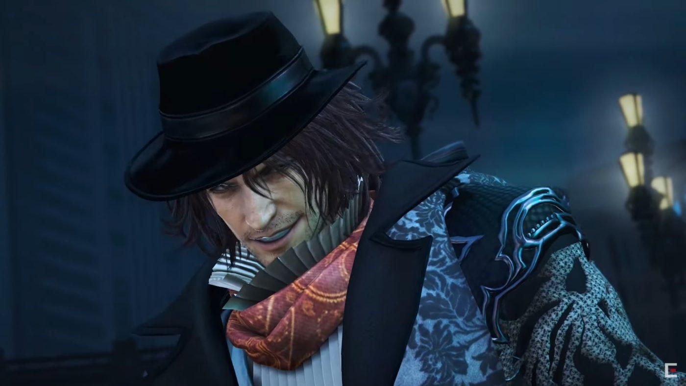 Dissidia Final Fantasy NT Ardyn