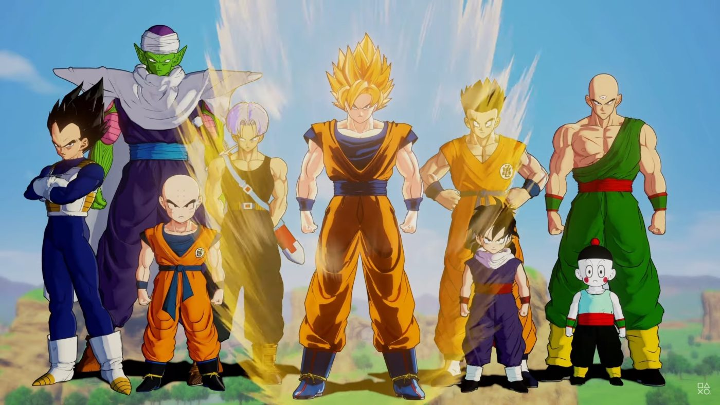 Dragon Ball Z: Kakarot Z Soldiers