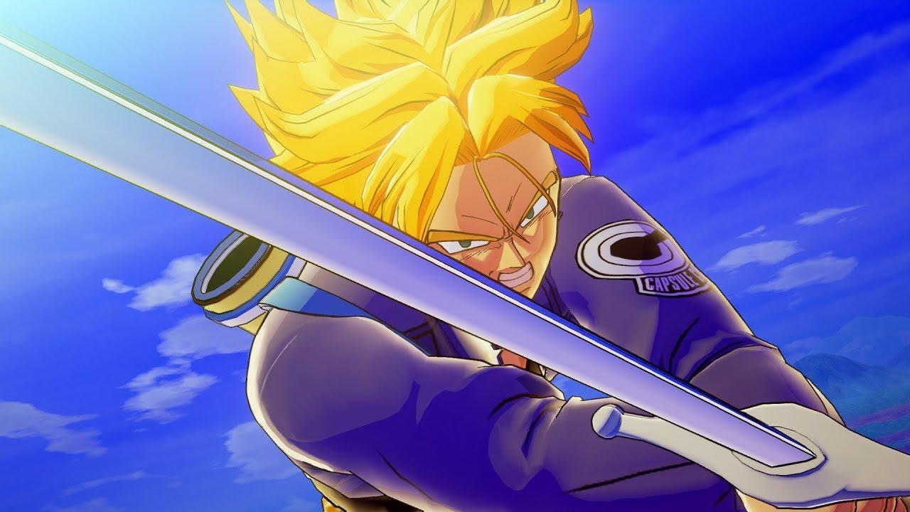 Dragon Ball Z: Kakarot Future Trunks