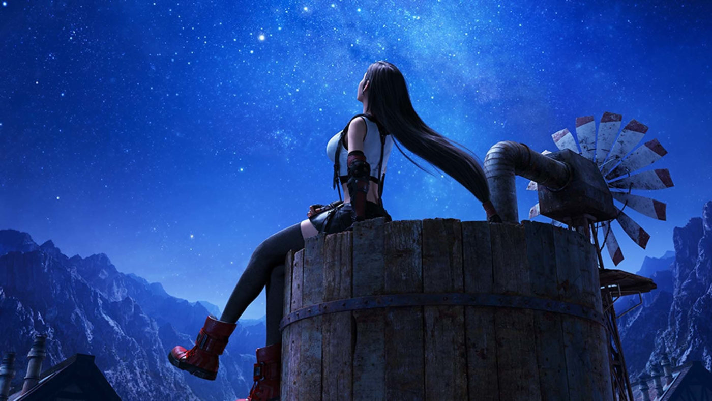 Final Fantasy VII Remake Tifa