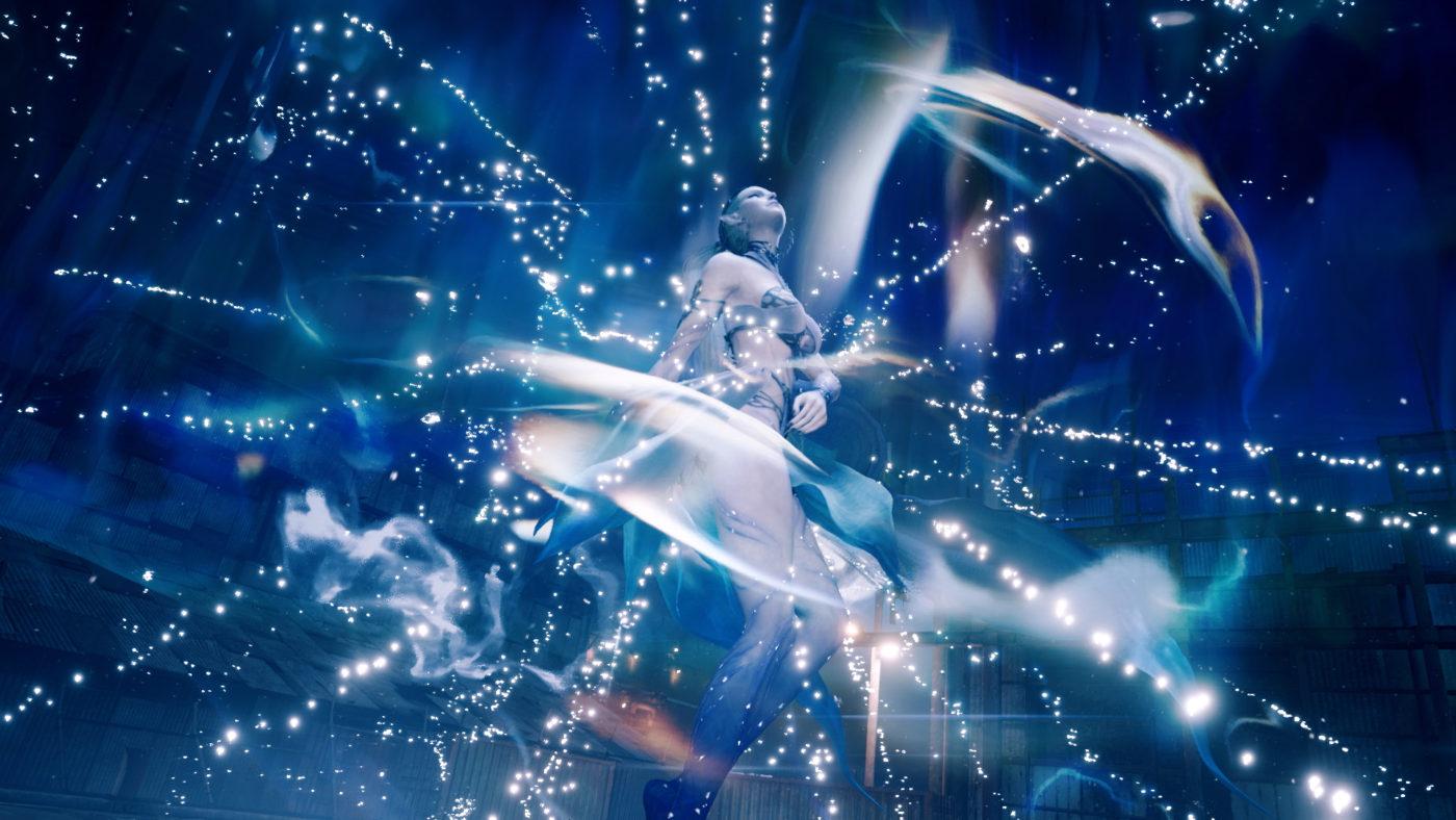 Final Fantasy VII Remake Shiva