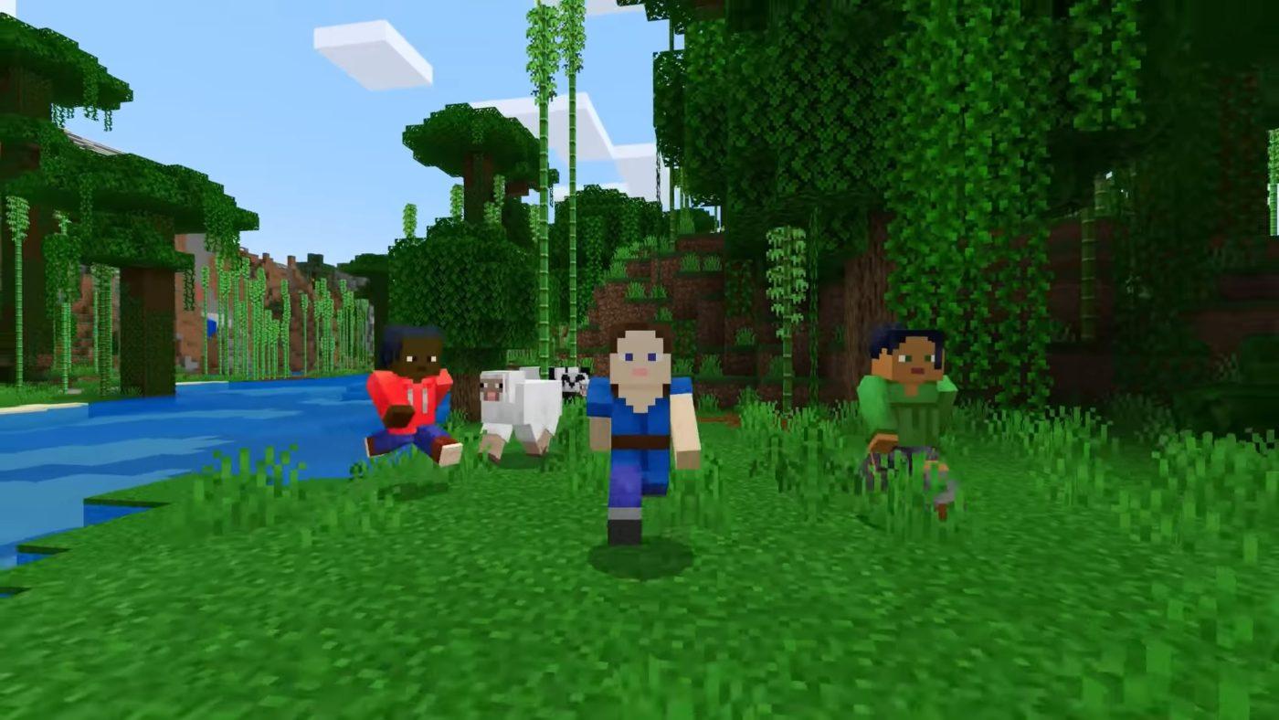 Minecraft Bedrock Version