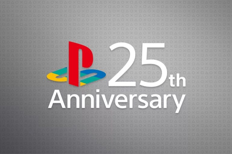 PlayStation 25 Years