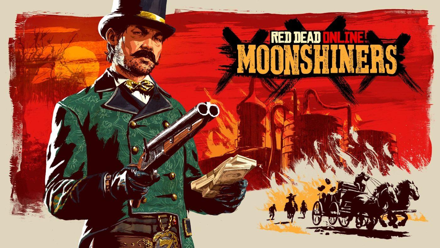 Red Dead Online Moonshiner