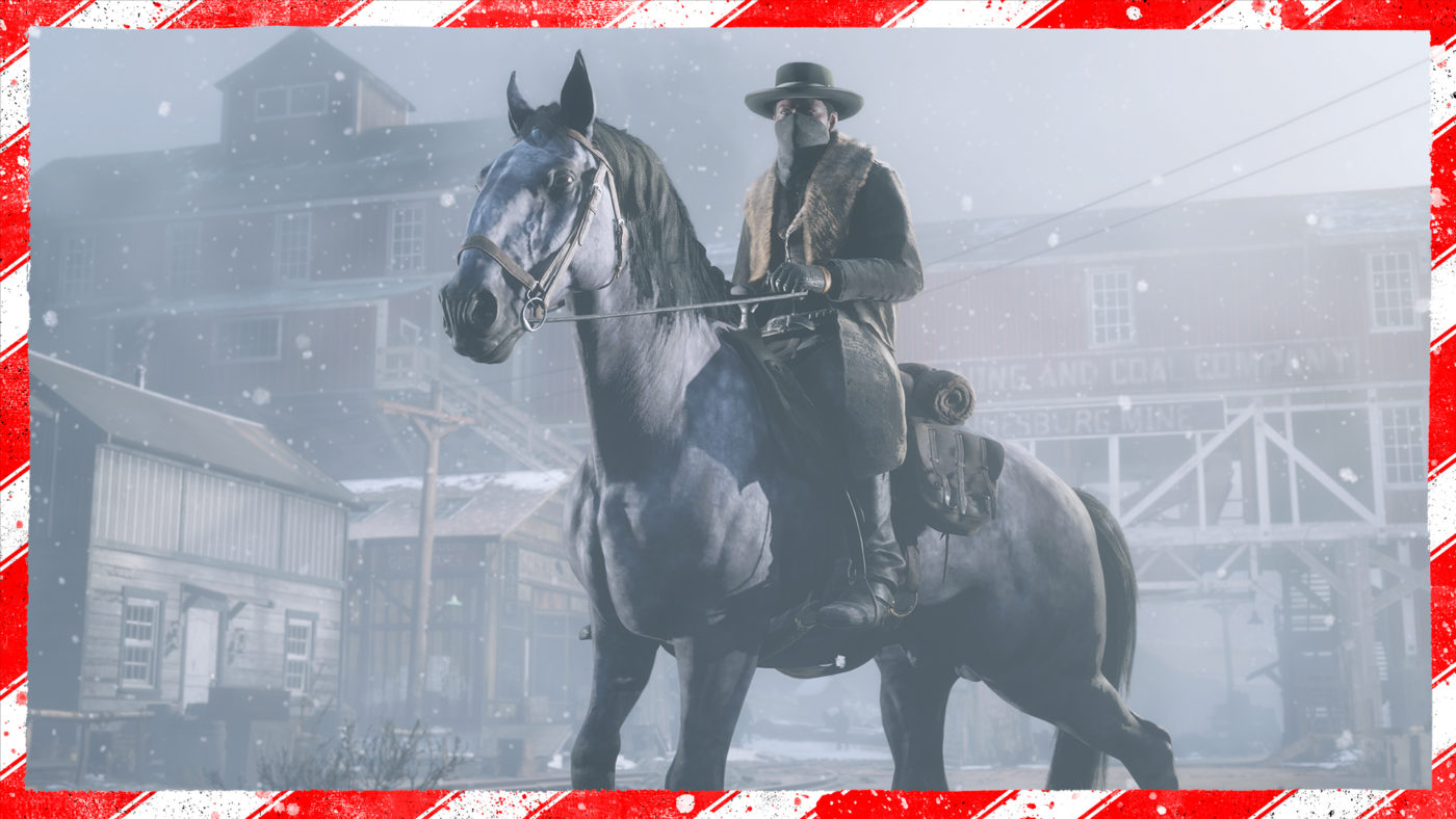 Red Dead Online Winter Holidays