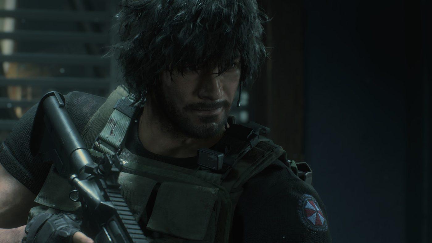 Resident Evil 3 Remake Carlos