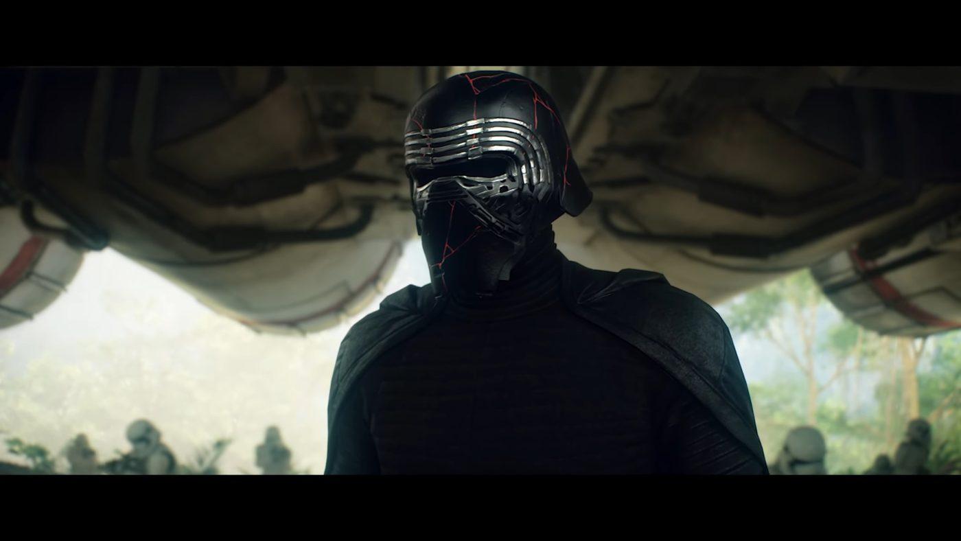 Star Wars Battlefront II Kylo Ren new look