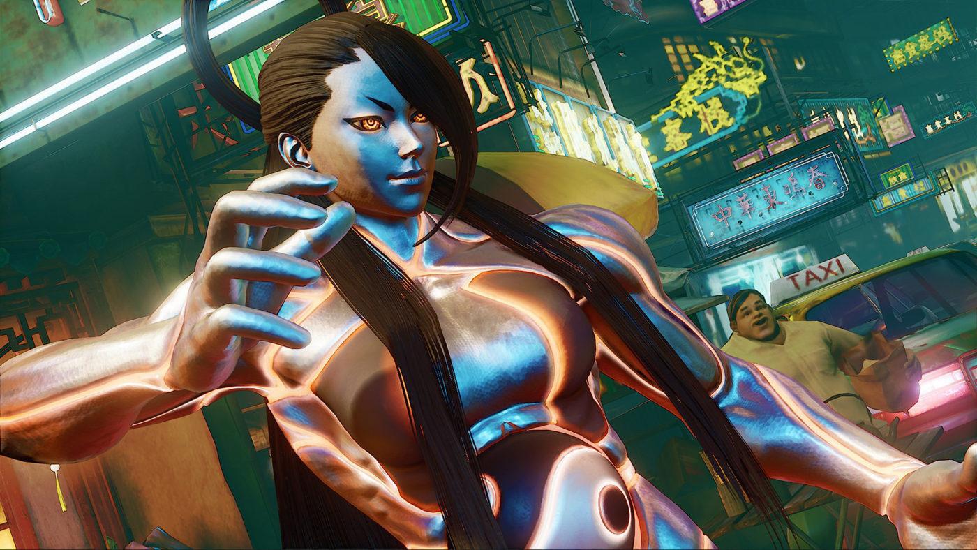 Streeth Fighter V: Champion Edition Seth
