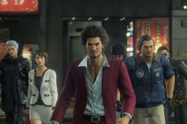 Yakuza: Like a Dragon gang