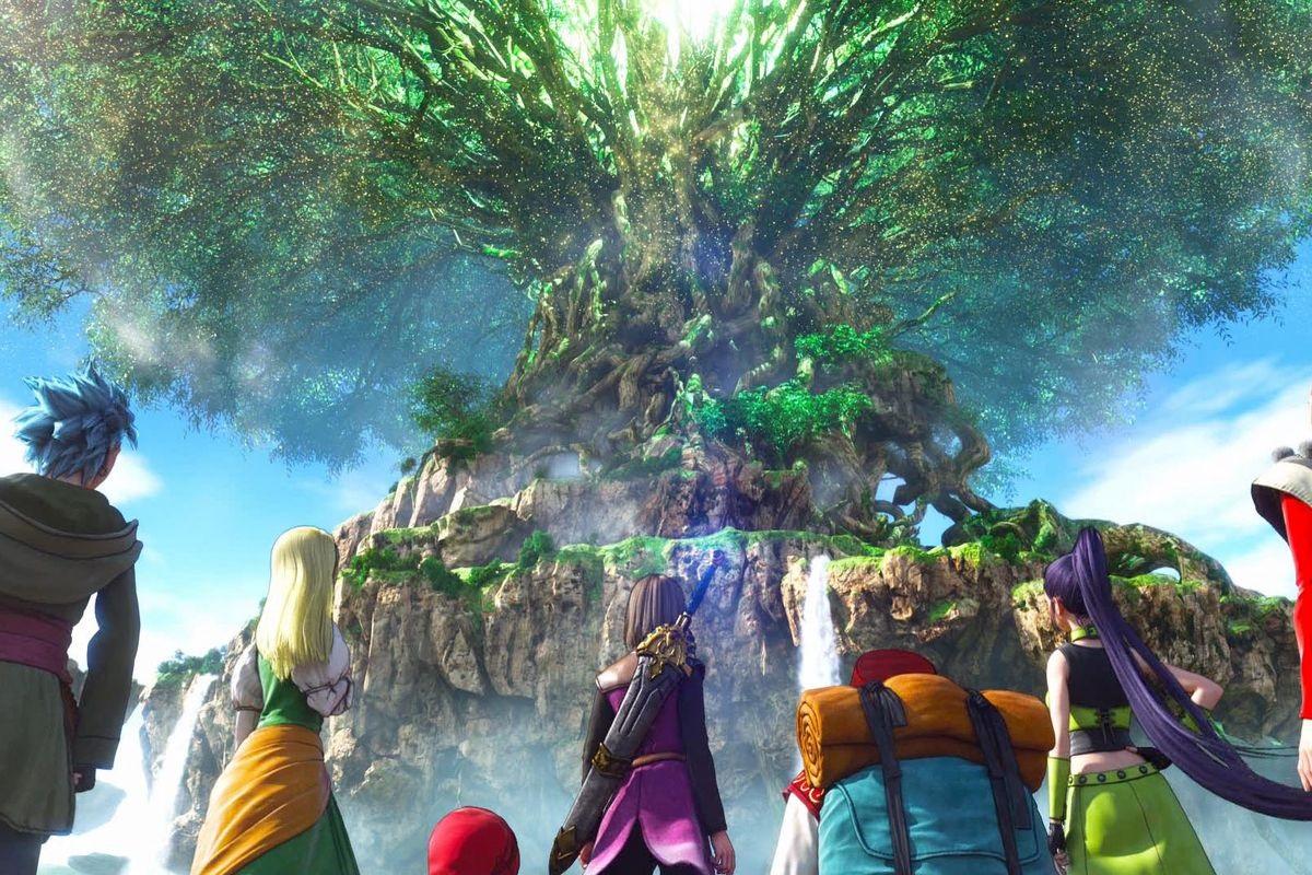 Dragon Quest 11 image