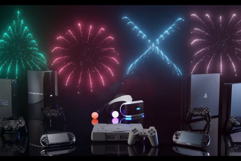 PlayStation 25 Years of Play