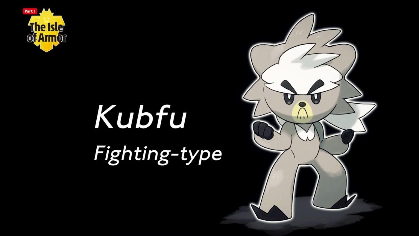 Pokemon Sword and Shield Kubfu