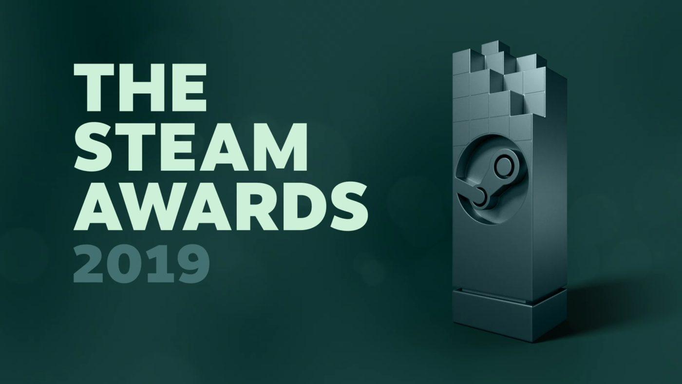 Valve 2019 Steam Awards