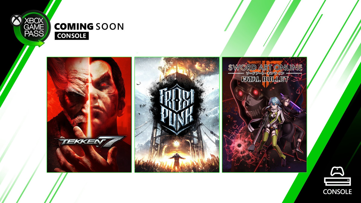 Xbox Game Pass for Console Jan 2020